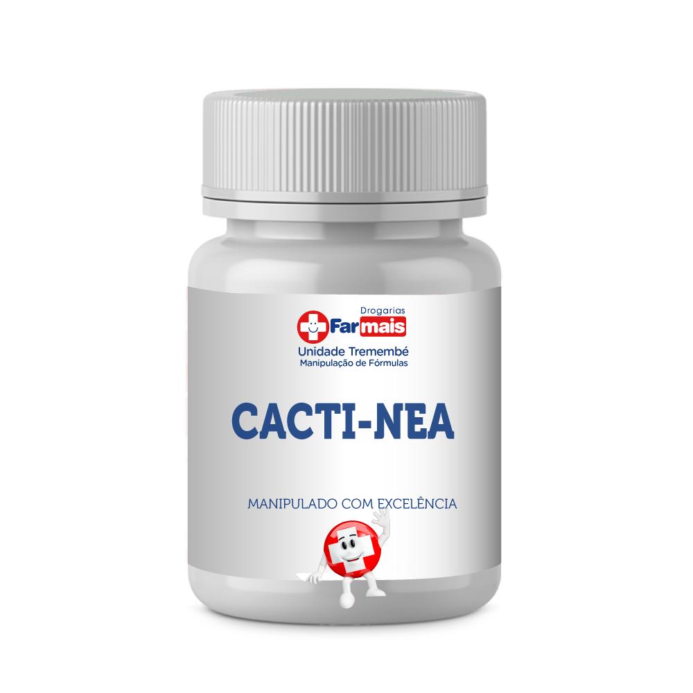 CACTI-NEA 500MG - DRENAGEM LINFÁTICA EM CÁPSULAS - COM 30 CÁPSULAS