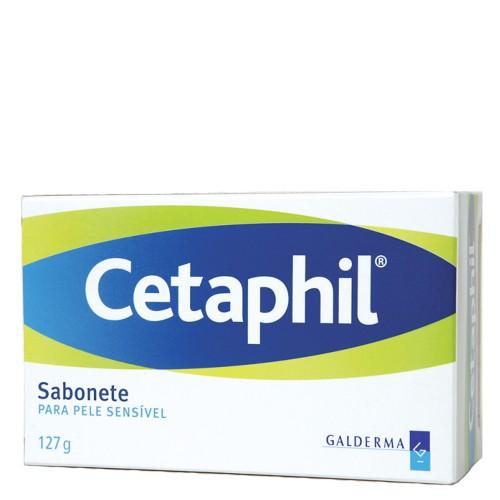 Cetaphil sabonete pele sensível 127g