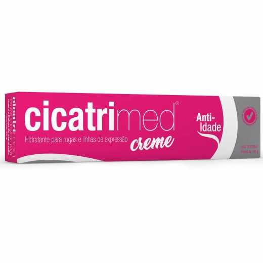 CICATRIMED CREME HIDRATANTE ANTI-IDADE 60 G