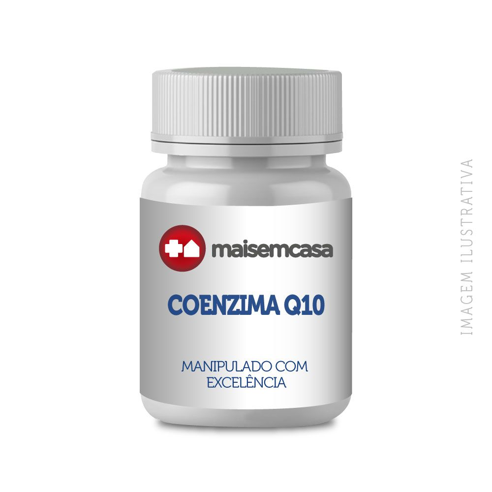 COENZIMA Q10 200mg 60 Cápsulas
