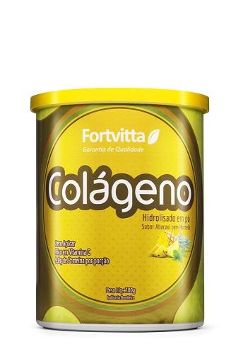 Colágeno Abacaxi com Hortelã 300g