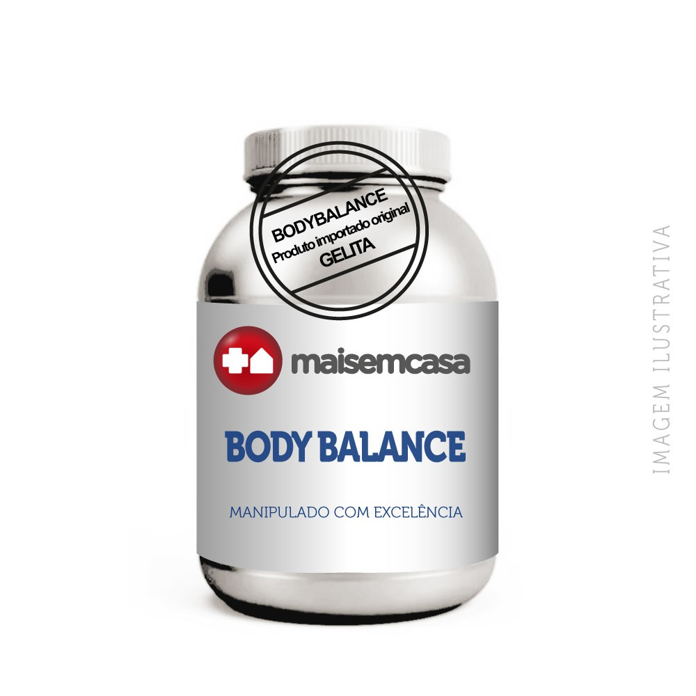 Colágeno Bodybalance  (Peptídeos Bioativos) - Gelita