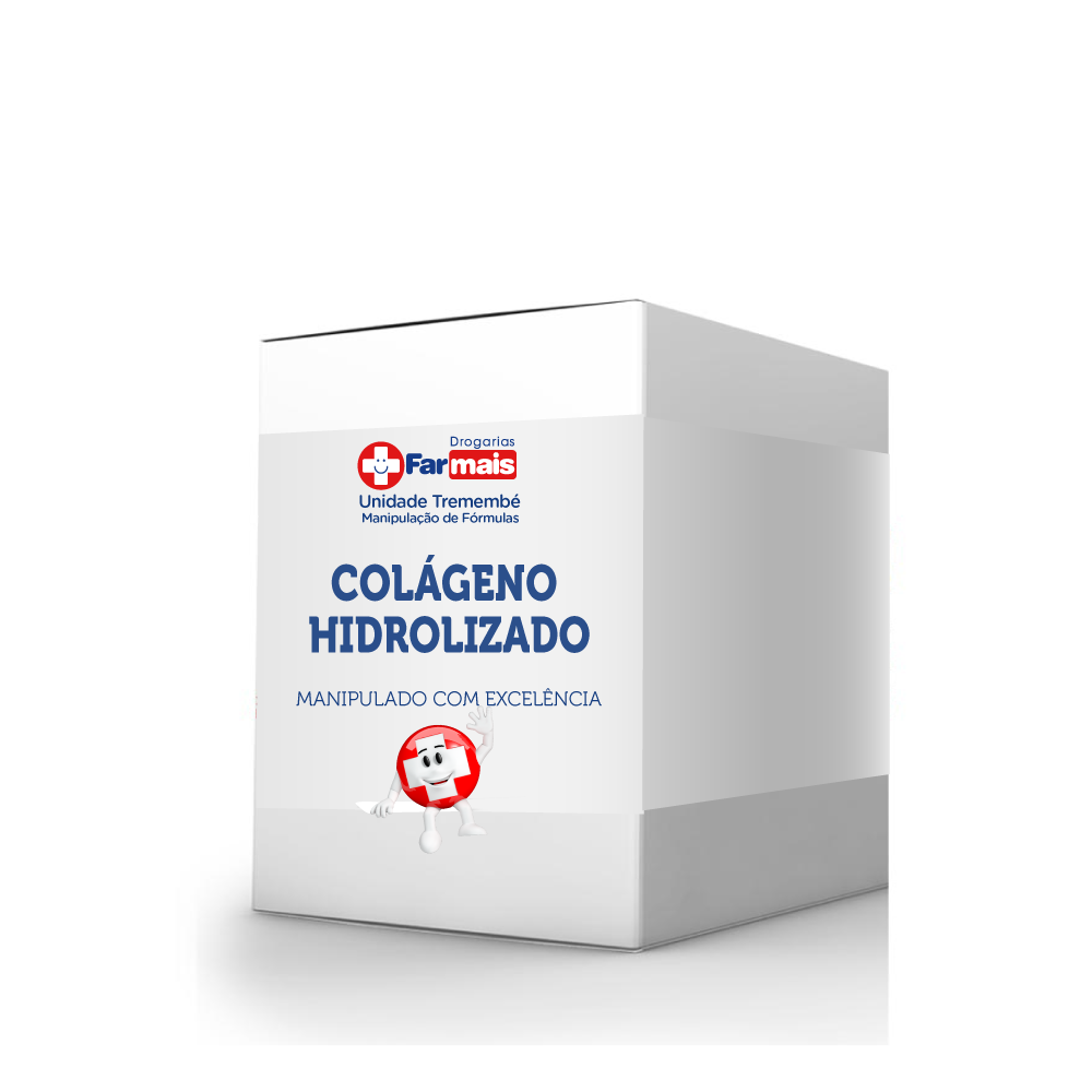 COLÁGENO HIDROLISADO (SUPER) 10.000 MG (SEM SABOR) - 30 ENVELOPES