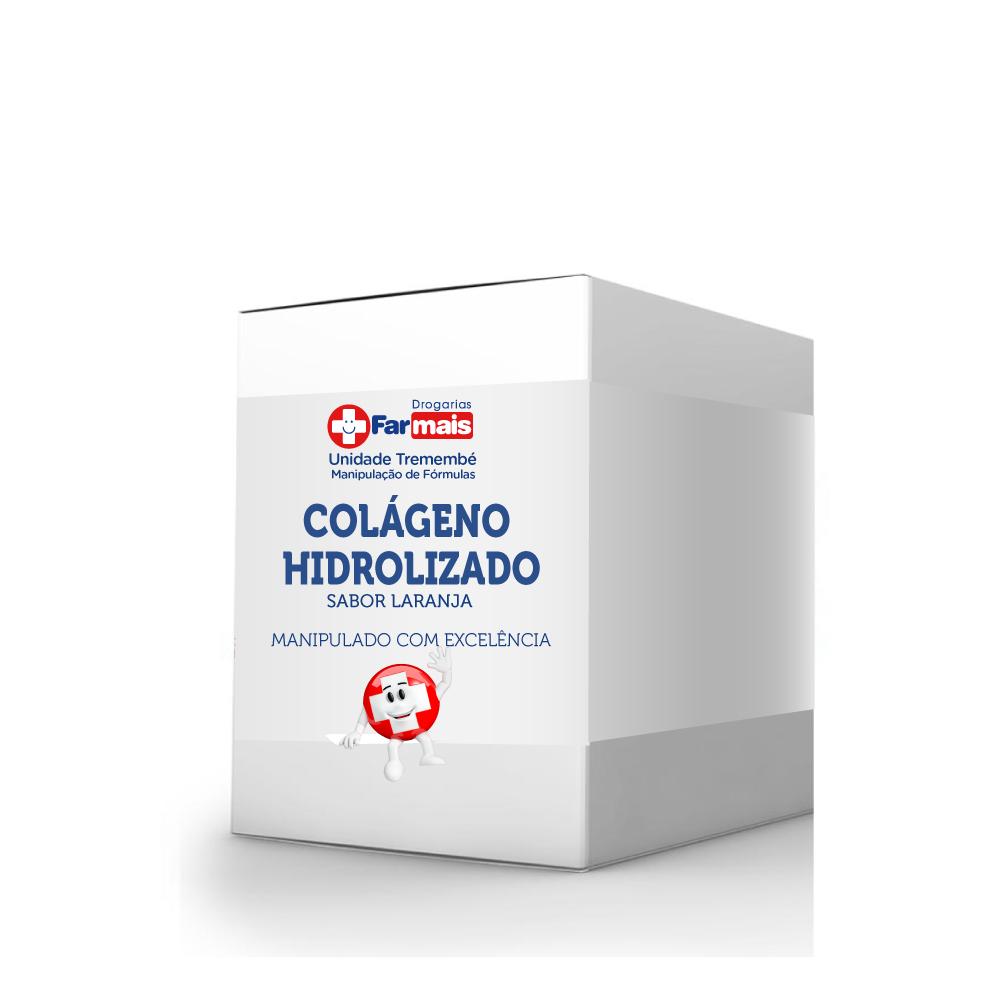 COLÁGENO HIDROLISADO (SUPER) 1000MG (SABOR LARANJA) - TIPO 1 E 3