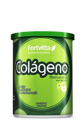 Colágeno maçã verde 300g