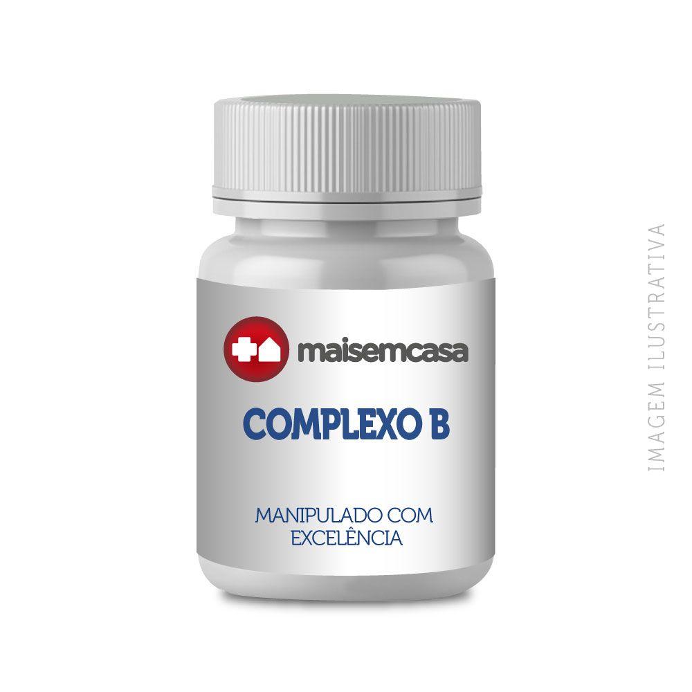Complexo B, 60 cápsulas