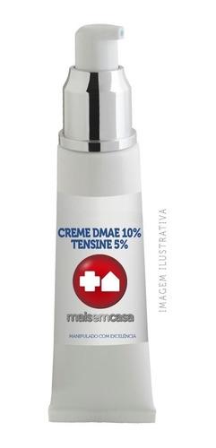 Cr Dmae 10% + Tensine 5% + Raffermine 5% 4 Bisnagas Com 30gr
