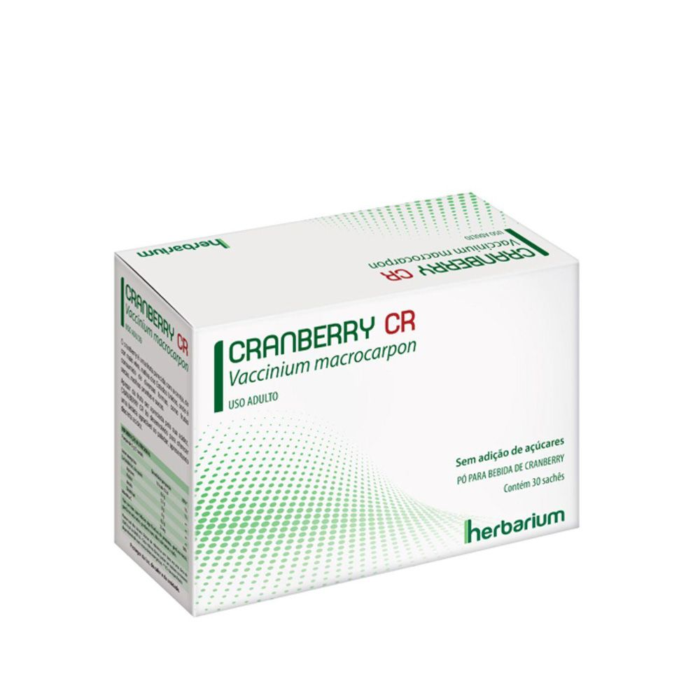 CRANBERRY CR 30 SACHÊS