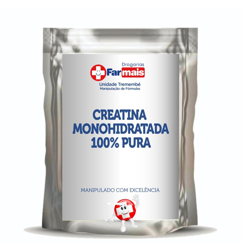 CREATINA MONOHIDRATADA 100% PURA Embalagem De 5kg