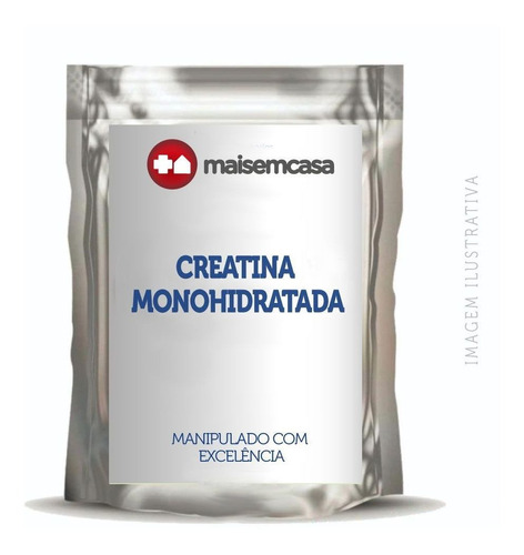 Creatina Monohidratada Importada Alta Qualidade