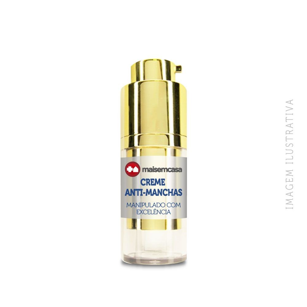 Creme Anti-Manchas (combate melasmas) mellano composto