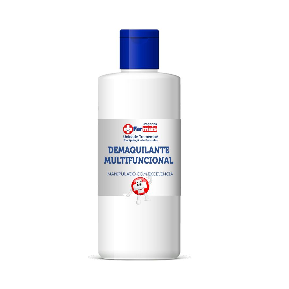 Demaquilante Multifuncional (limpa, hidrata e protege) - 110g