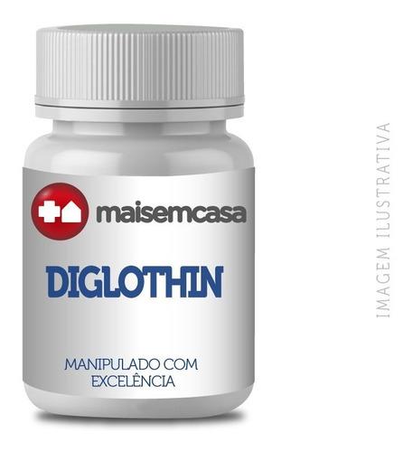 Diglothin 200mg 60 Capsulas Vegetais