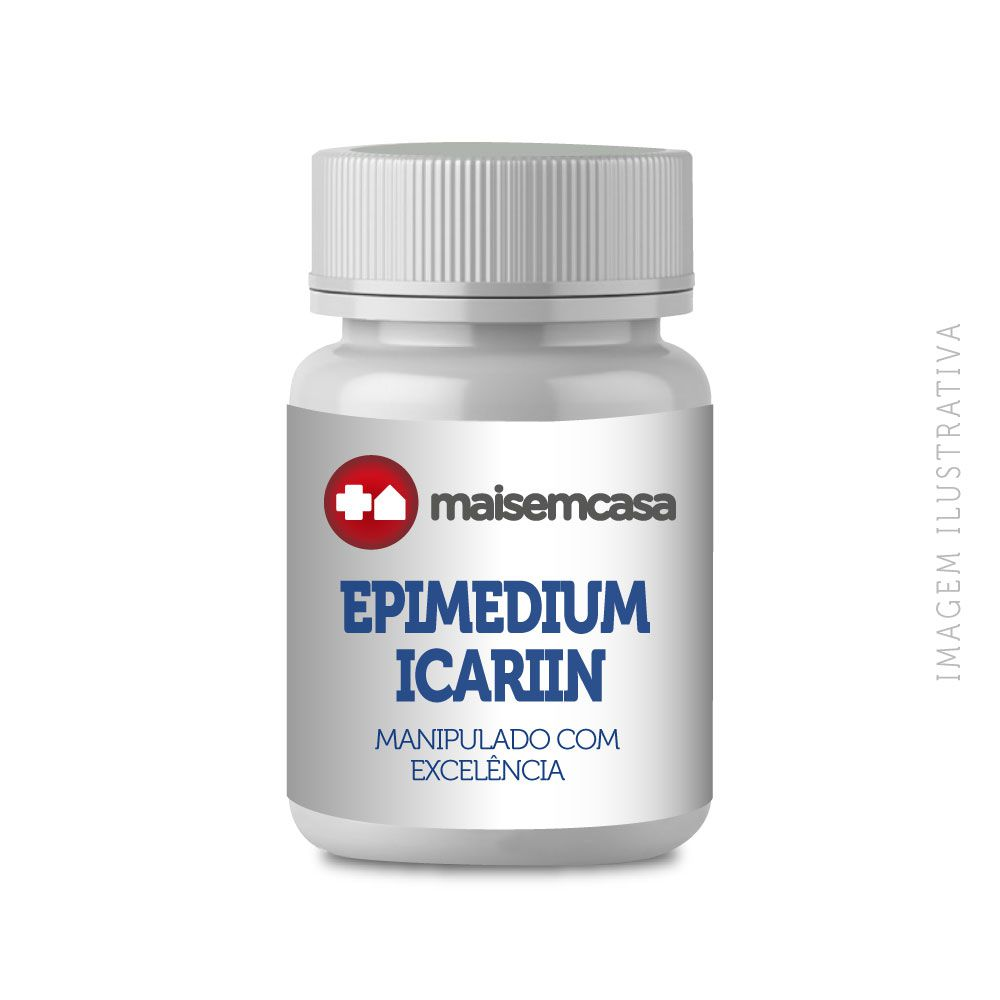 Epimedium Icariin - 500mg c/30