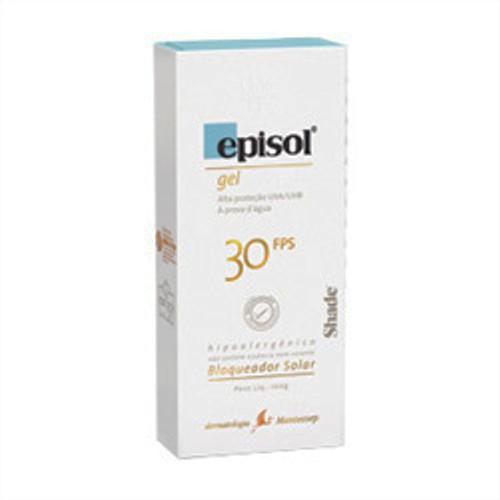 EPISOL GEL 30FPS BLOQUEADOR SOLAR HIPOALERGÊNICO 100G