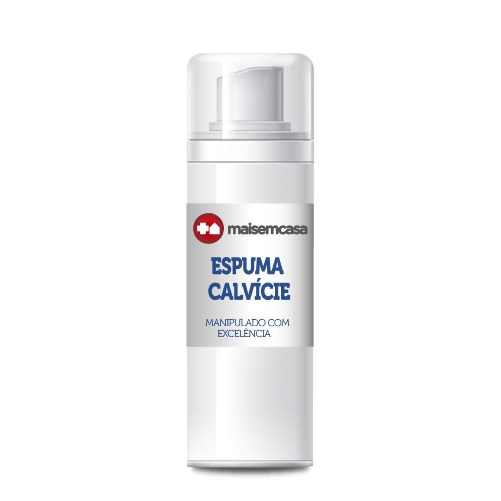Espuma calvície 60 g (Minoxidil, Hair Active , Folicusan)