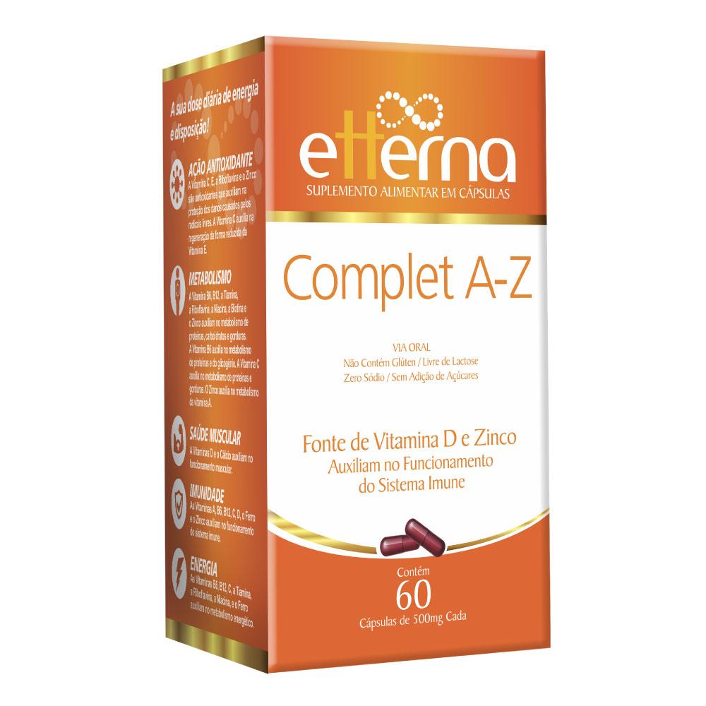 ETTERNA  SUPLEMENTO ALIMENTAR COMPLET A-Z