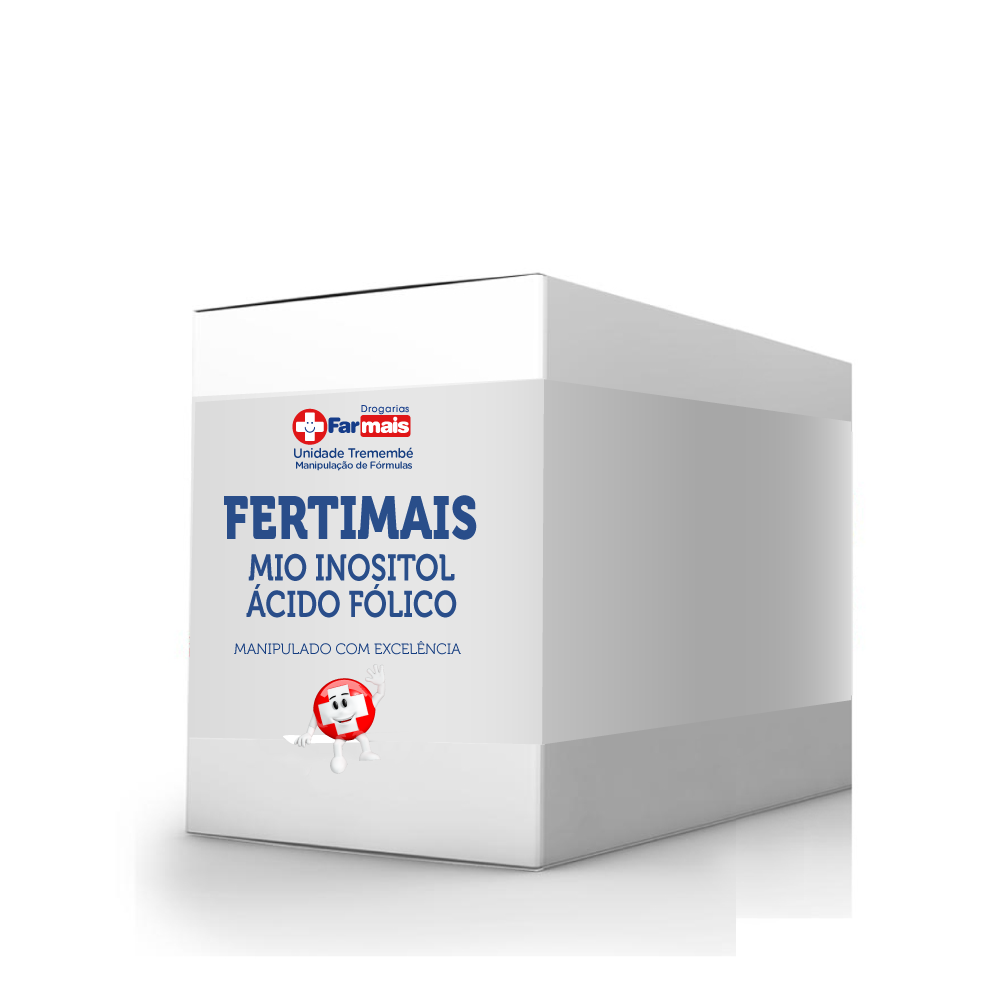 FERTIMAIS MANIPULADO ( Mio Inositol Ác. Fólico )  Similar Fertisop - Envelopes - Pague Menos