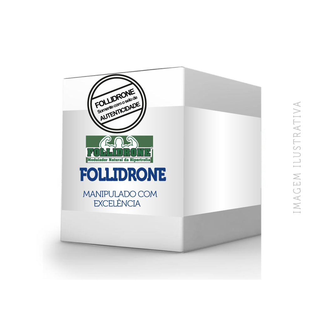 Follidrone 10 gr  envelopes