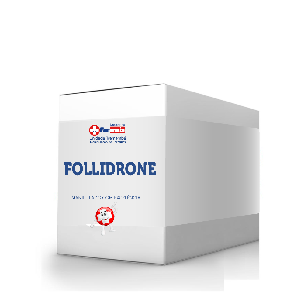 Follidrone 3 gr (construtor muscular) envelopes