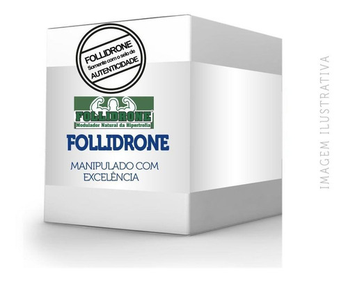 Follidrone ® (construtor Muscular)