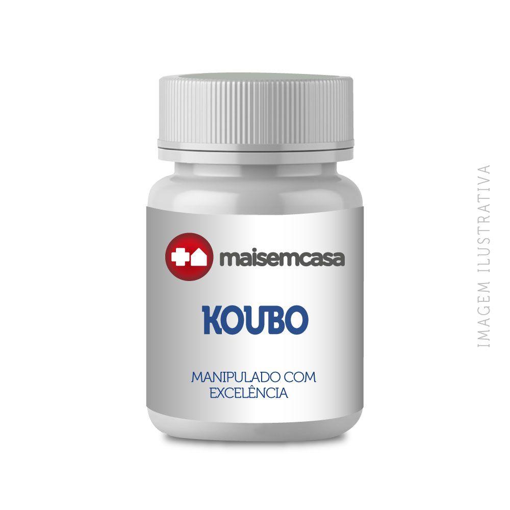 Fórmula Koubo 200mg - 60 cápsulas
