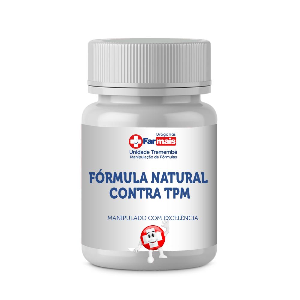 FÓRMULA NATURAL CONTRA TPM C/60 CÁPSULAS