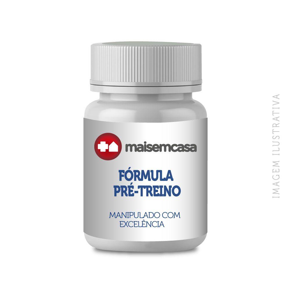 Fórmula Pré-Treino, 60 cápsulas