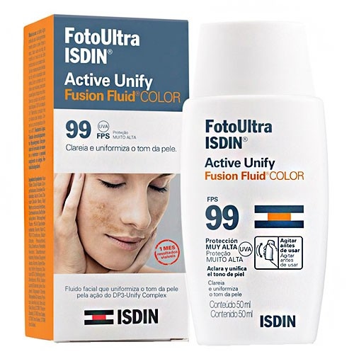 FOTO ULTRA ACTIVE FUSION FLUID COLOR 99FPS 50 ML