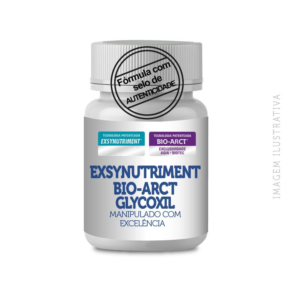 Glycoxil 100mg + Exsynutriment + Bio-arct Top 3 Com 30 Cp