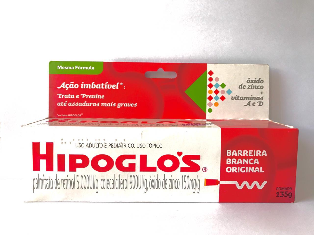 HIPOGLOS CREME CONTRA ASSADURAS ORIGINAL 135 GR
