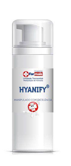 Hyanify® 2% tratamento do bigode chinês - creme