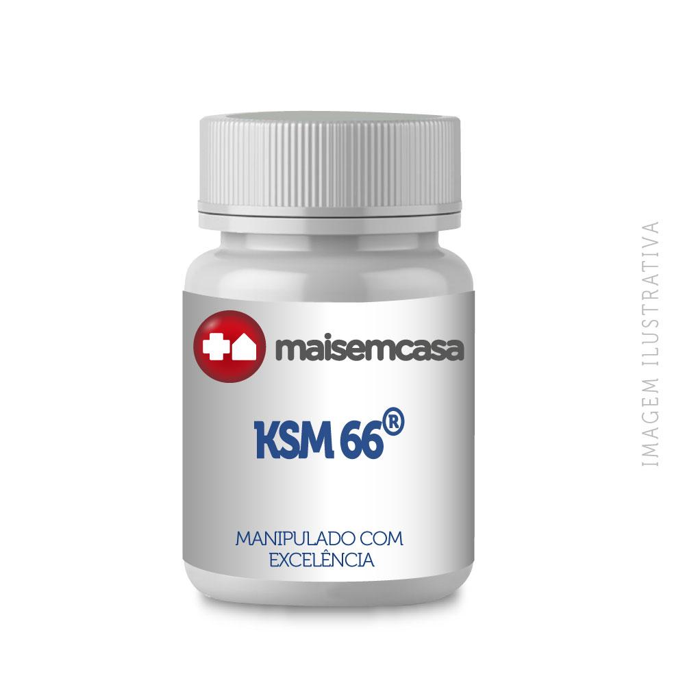 KSM-66 500mg - Cápsulas