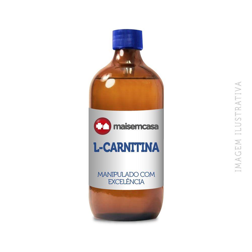 L-CARNITINA 1000MG 600 ML