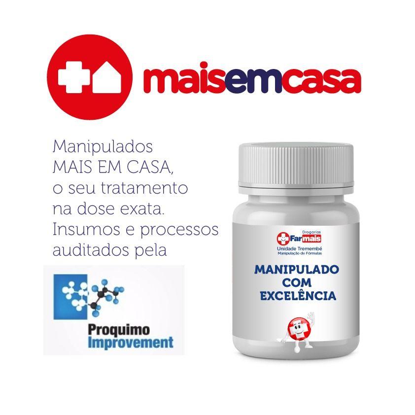 Lteanina 500mg + Magnésio glicina 200mg 140 cápsulas