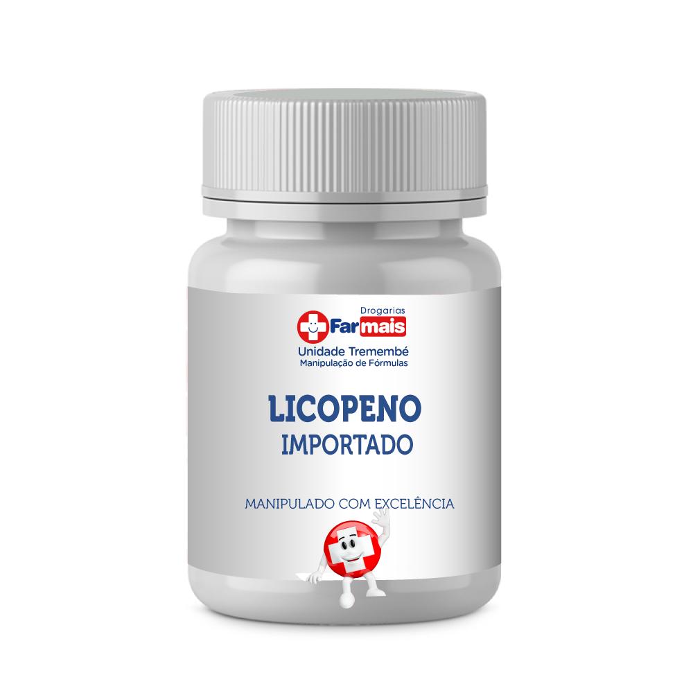 Licopeno 20mg (importado) c/ 30 cápsulas