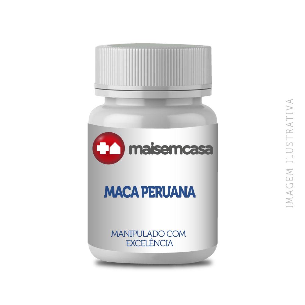 Maca Peruana 750 Mg 120 Caps