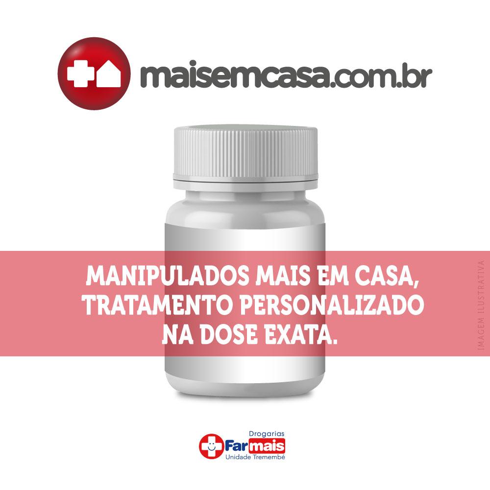 - Magnésio Glicina 200mg Manipulado 30 Cápsulas