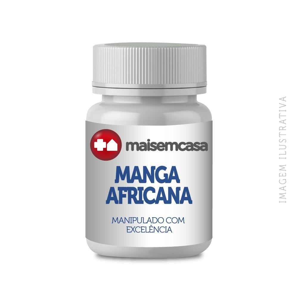 Manga africana 500mg - 60 cápsulas