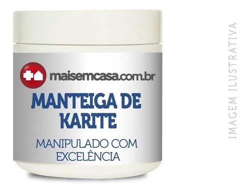 - Manteiga De Karite Prensada Frio Alta Qualidade 500gr