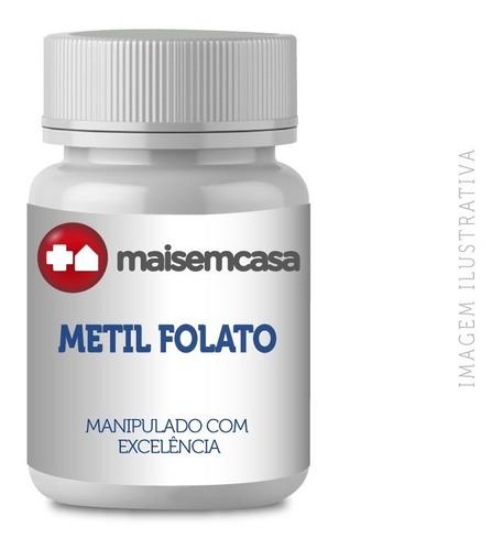 - Metil Folato 1000mcg 5-mthf Forma Ativa 30 Caps