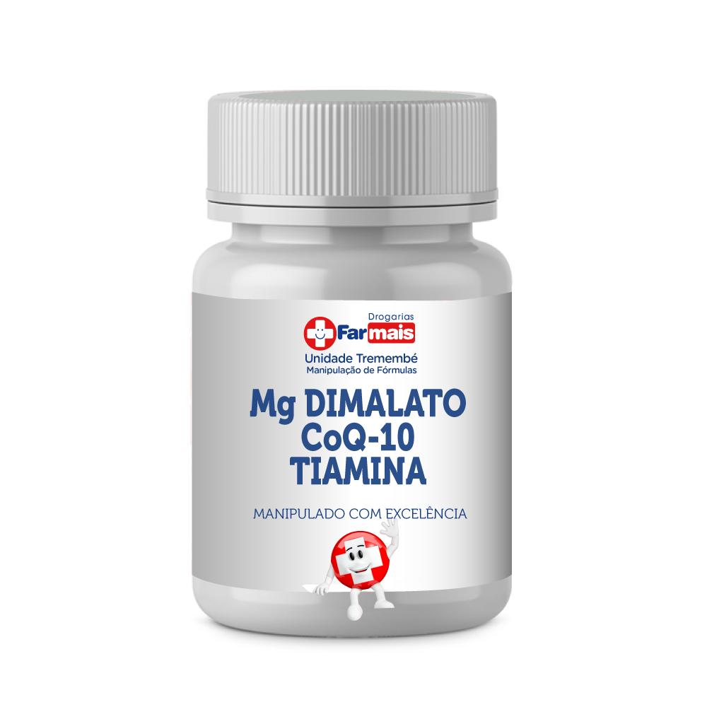 MG DIMALATO 150 MCG + COQ 10 200MG+ TIAMINA 300MG 120CP