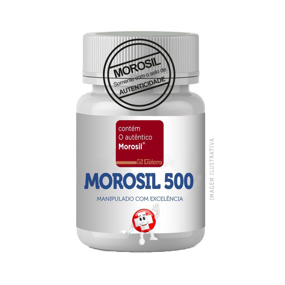 Morosil 500 Galena - Age na gordura abdominal