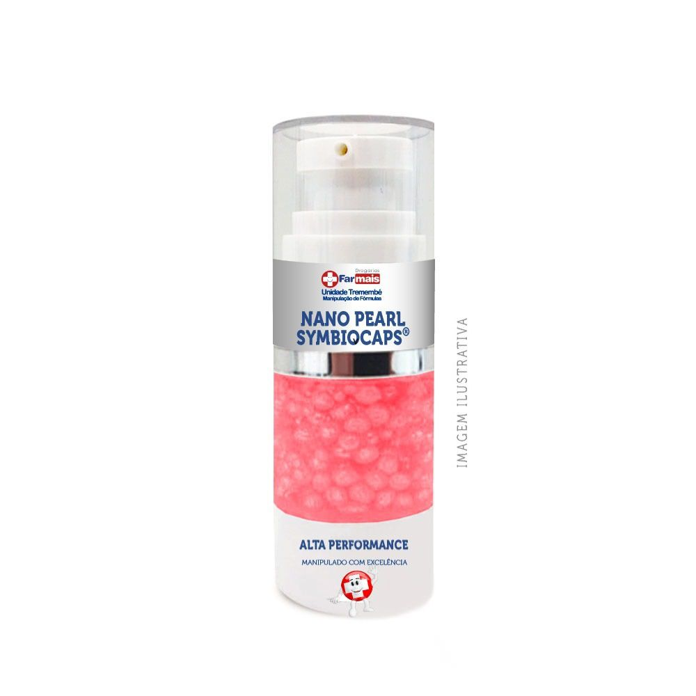NANO PEARL Symbiocaps ® 15ml - Anti-acneico Rosacea Alta Performance -