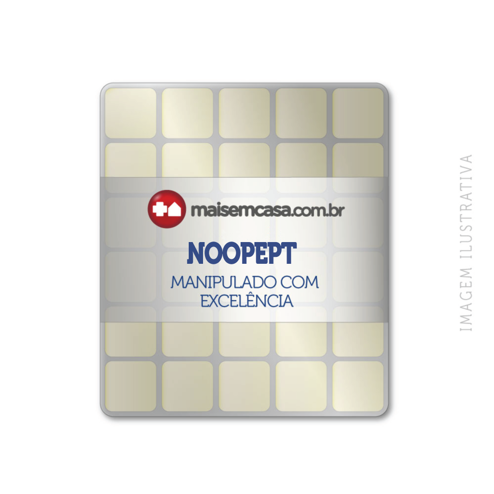Noopept Nootropico 30 mg - Pastilhas