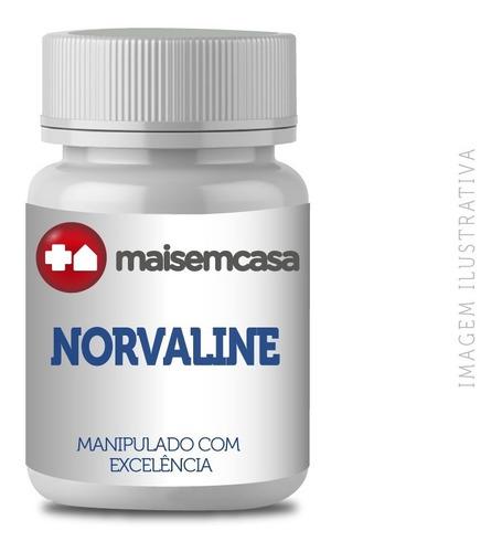 - Norvaline 400mg Active Manipulado 60 Cps Vegetais