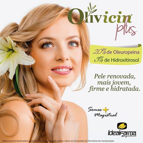 - Olivicin Plus 300mg 30 Cápsulas 120 Capsulas