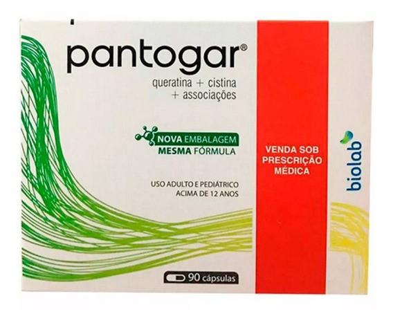 PANTOGAR COM 90 CÁPSULAS - PRODUTO ORIGINAL