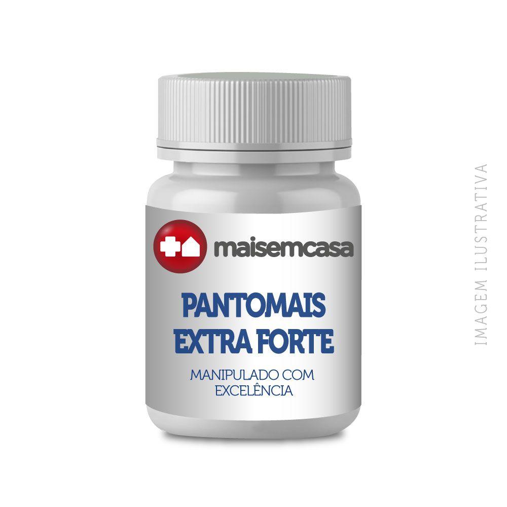 Pantomais Extra-forte + (Queratina, Amido, Colágeno) c/90 cp