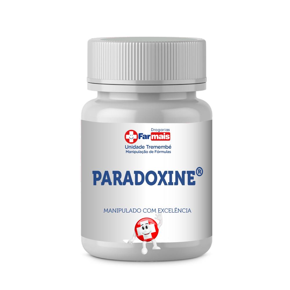 PARADOXINE® - Termogênico que reduz a gordura abdominal 40mg Caps